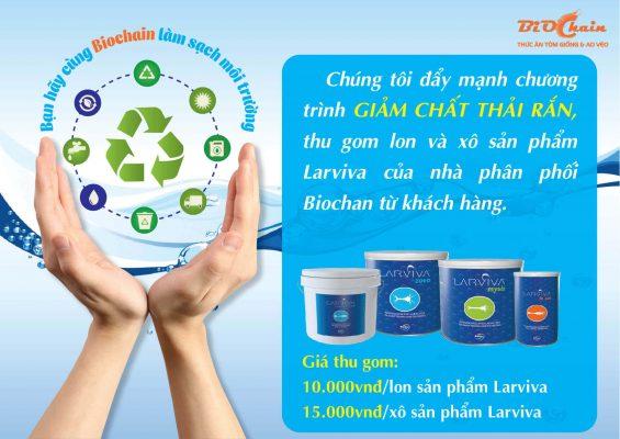 Cùng BioChain chung tay giảm chất thải rắn